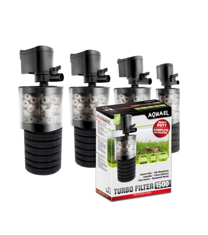 Внутренний фильтр Aquael Turbo Filter NEW 500
