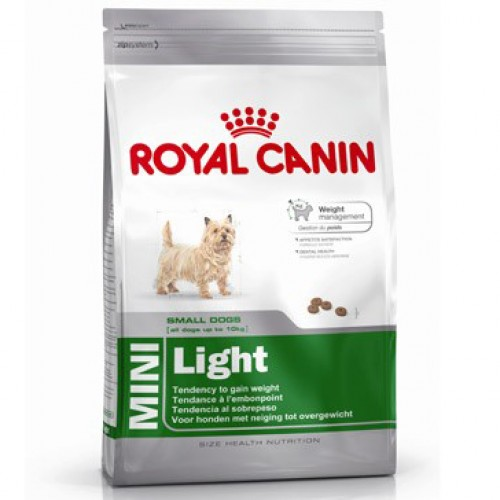 Корм для собак Royal Canin Mini Light Weight Care 2 кг