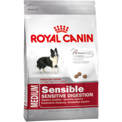 Корм для собак Royal Canin Medium Sensible 4 кг