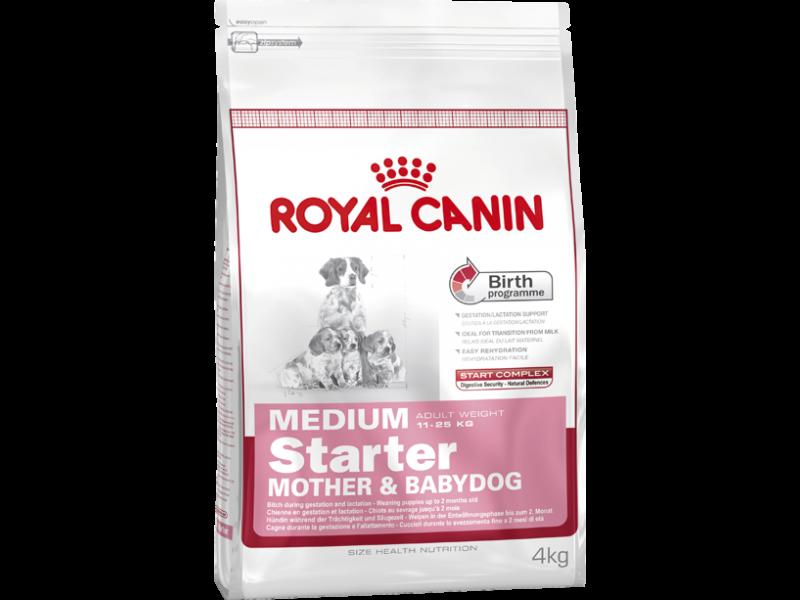 Корм для собак Royal Canin Medium Starter 12кг