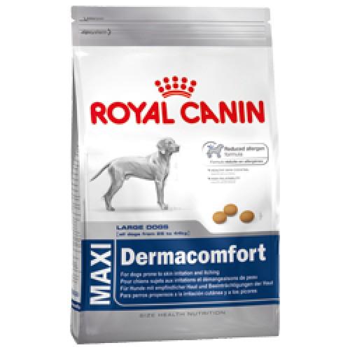 Корм для собак Royal Canin Maxi Dermacomfort 12 кг