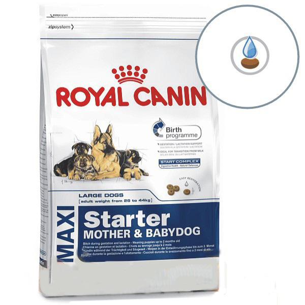 Корм для собак Royal Canin Maxi Starter 15 кг