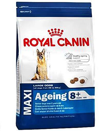 Корм для собак Royal Canin Maxi Ageing (8+) 3кг/15кг