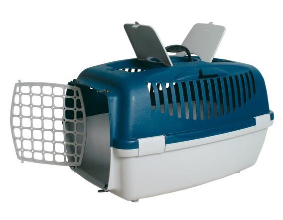 Переноска для собак и котов Trixie Capri 37*34*55cm