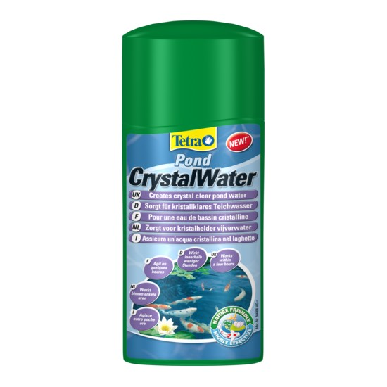 Препарат TetraPond Crystal Water 3000 ml