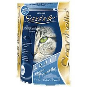 Сухой корм для котов Bosch Sanabelle Adult With Trout (c форелью) 10 кг