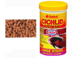 Корм для цихлид и арован Tropical Cichlid & Arowana Large sticks 250 ml/1000ml