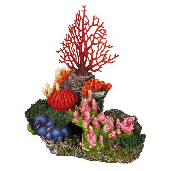"Декорация ваквариум ""Коралл риф"" 29см"
