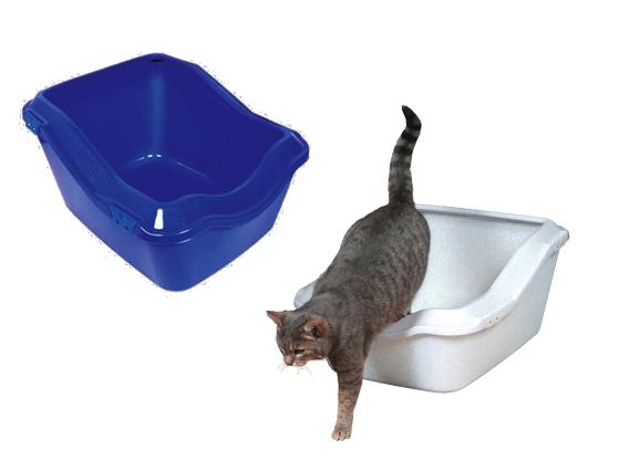 Туалет для котов Berto Letter Tray
