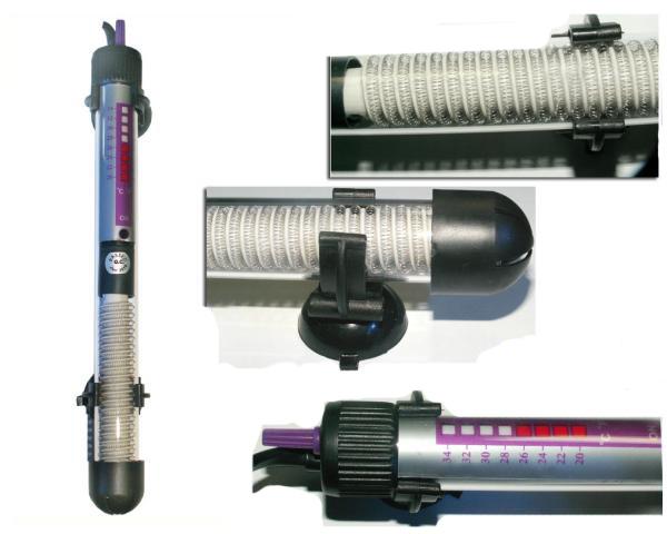 Нагреватель с терморегулятором