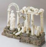 """Аквариумная декорация """"Руины древнего Рима"""" 39*13*31см"""
