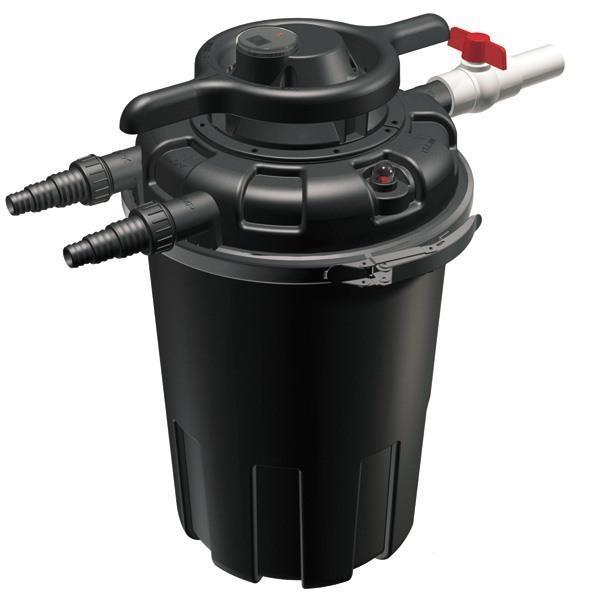 Напорный фильтр для пруда с УФ-стерилизатором Resun EPF13500