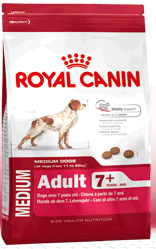 Корм для собак Royal Canin Medium Adult  7 (15кг)