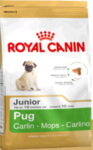Корм для собак Royal Canin Pug Junior 1.5кг (мопс)