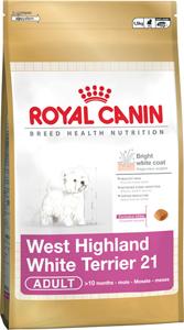 Корм для собак Royal Canin Westie 3 кг