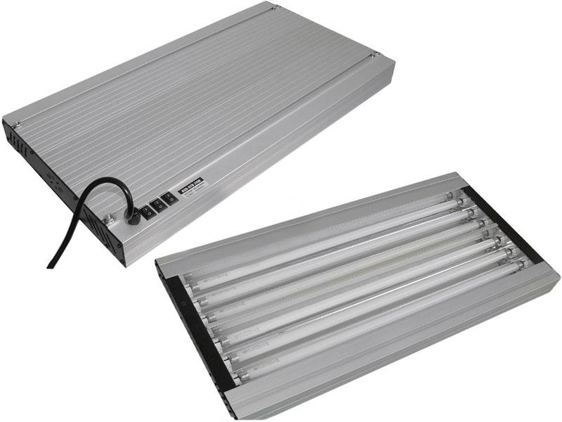 Аквариумные светильники с лампами Т5 и T8