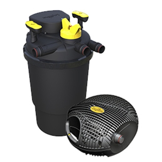 напорные фильтры для водоема
