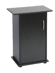 Тумба Д*Ш ( 50*30 ) прямая с дверцами чёрная