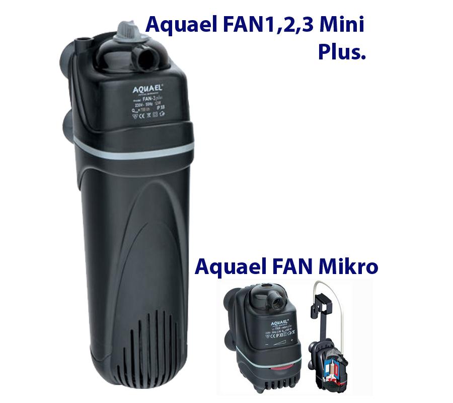 Внутренний фильтр AquaEl FAN 1