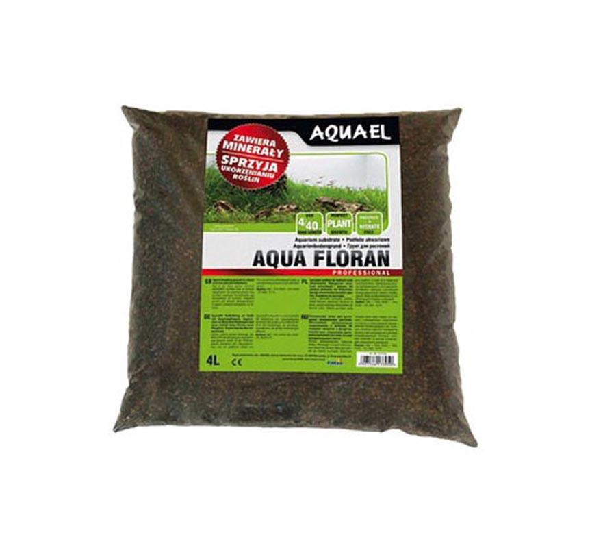 Грунт Aquael Aqua floran 4л