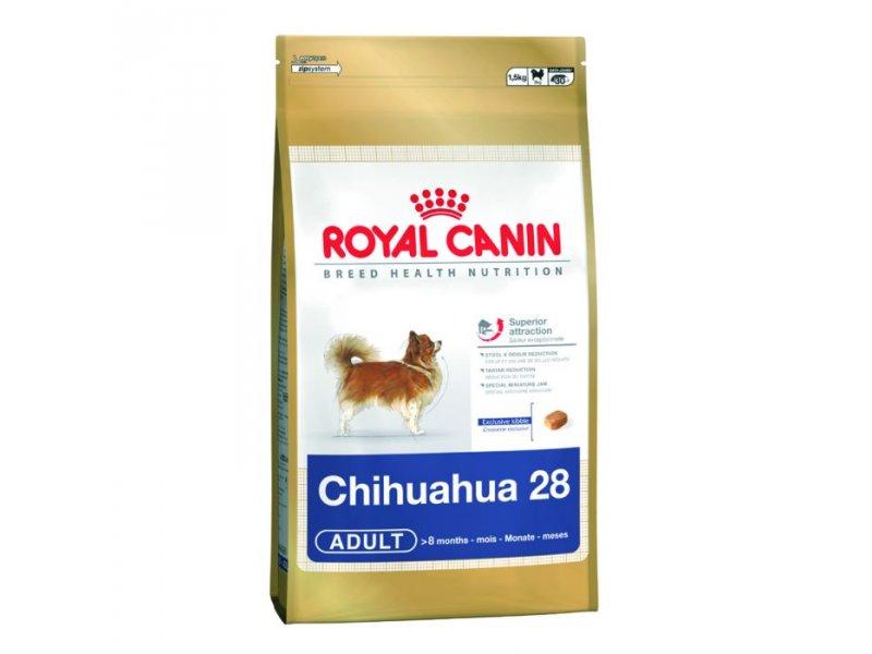 Корм для собак Royal Canin Chihuahua 1.5 кг