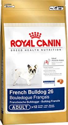 Корм для собак Royal Canin French Bulldog 1