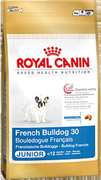 Корм для собак Royal Canin French Bulldog  Junior 1 кг