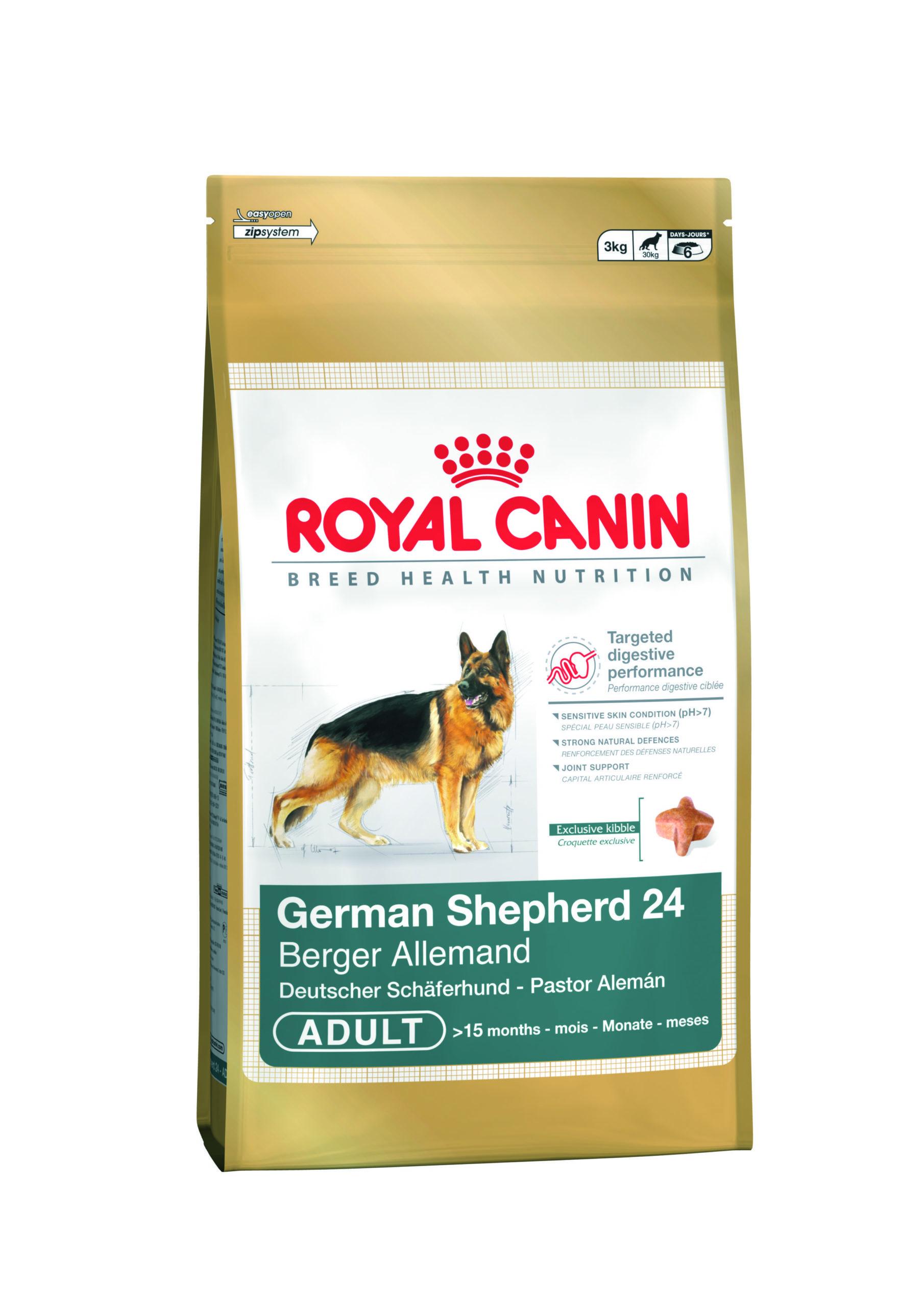 Корм для собак Royal Canin German Shepherd 12 кг