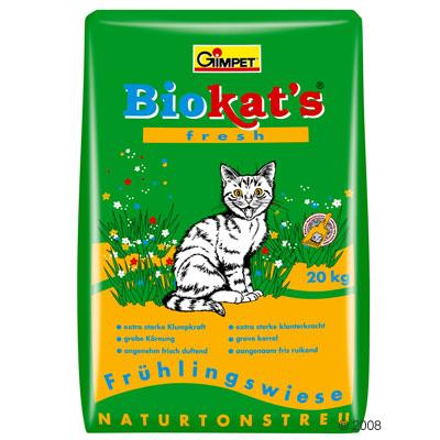 Gimpet Biokat's Fresh 10 кг