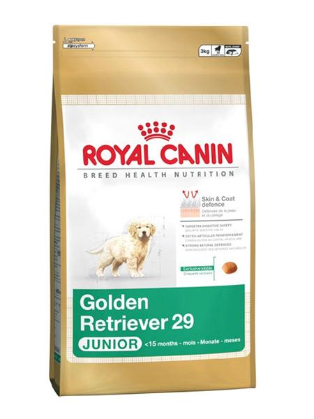 Корм для собак Royal Canin Golden Retriever Junior 12 кг