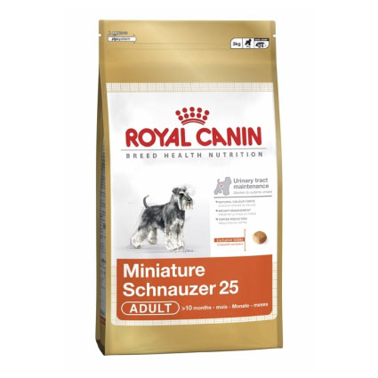Корм для собак Royal Canin Miniature Schnauzer 7
