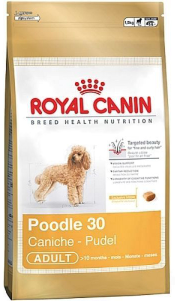 Корм для собак Royal Canin Poodle  1.5 кг