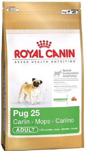Корм для собак Royal Canin Pug 3 кг