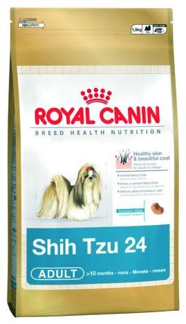Корм для собак Royal Canin Shih Tzu 1.5 кг