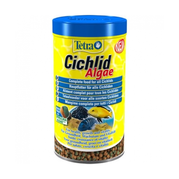 Корм Tetra Cichlid Algae 500ml