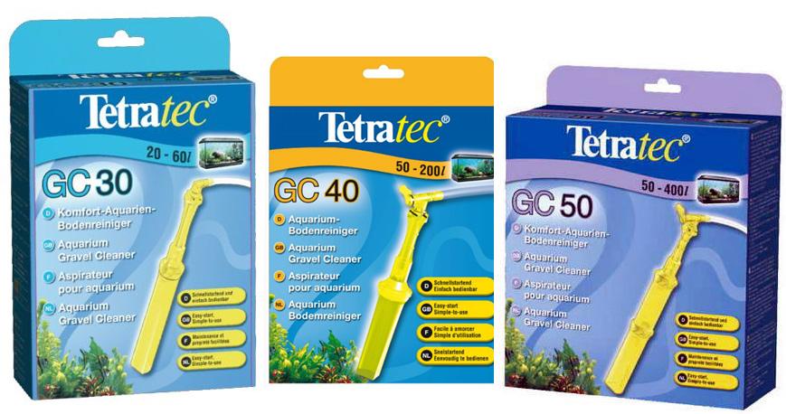 Сифон для чистки грунта Tetratec GC 30
