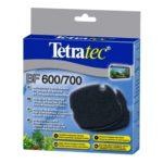Wysokoaktywna, biologiczna gąbka przeznaczona do filtrów TetraEX 600 i TetraEX 700.Duża powierzchnia filtracyjna służy do osiedlania się bakterii nitryfikacyjnych.Zatrzymuje szkodliwe substancje tj. amoniak, azotany, oraz duże zanieczyszczenia mechaniczn