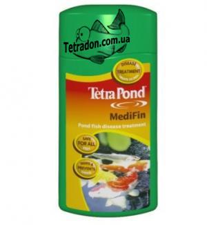 TetraPond MediFin 250 ml/500ml/3000ml