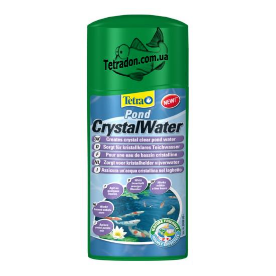 TetraPond Crystal Water 250 ml/500 ml/1L/3L