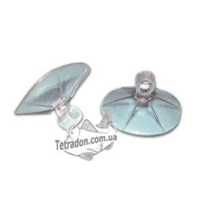 Присоска силиконовая, №008 с кольцом