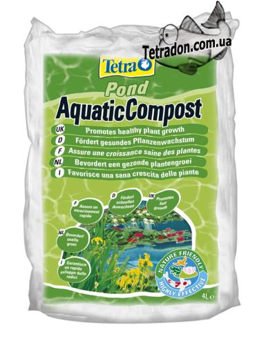 Tetra Pond AquaticCompost, 8л