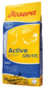 Josera 25/17 Active