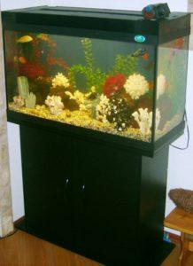 тумбочка под аквариум