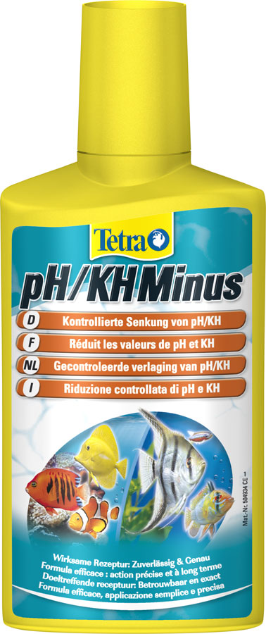 Tetra PH/KH Minus 250 ml