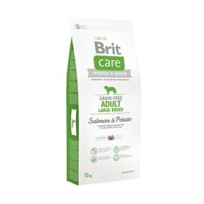 Brit Care Grain-free Adult Large Breed Salmon