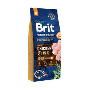 Brit Premium Dog Adult M