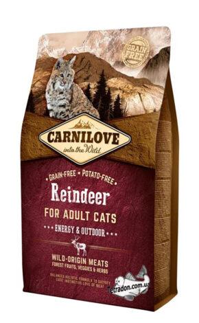 Carnilove-Cat-Raindeer-2-logo