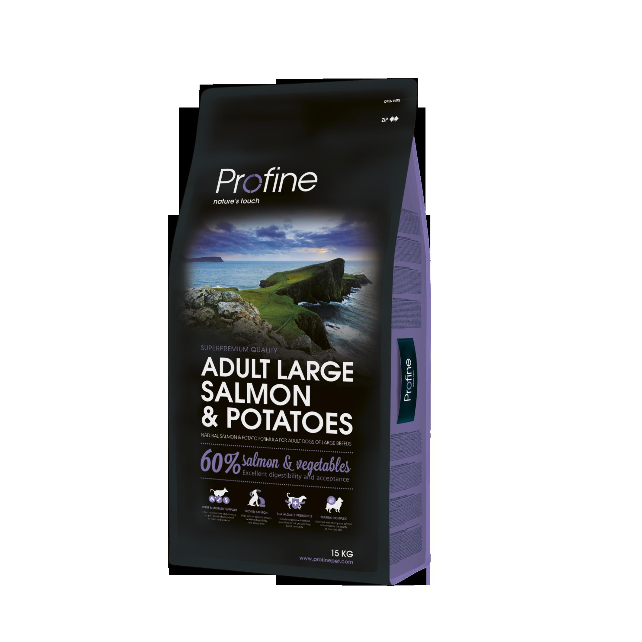 Profine Adult Large Breed Salmon