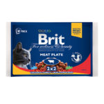 Brit Premium Ассорти Мясная тарелка