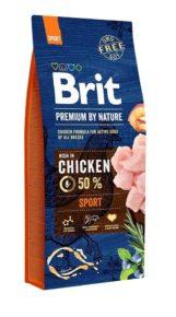 brit premium dog Sport